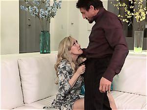 super-sexy wife Brandi love gets her hubby back