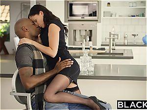 BLACKED Pop starlet Ariana Marie very first bi-racial