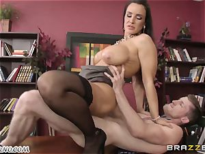 Lisa Ann - My huge-chested mature hump therapist