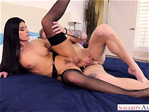 India Summers boned in her bung