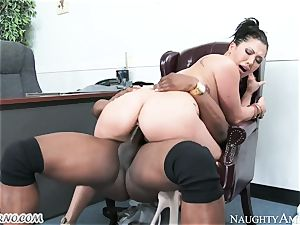 multiracial porn with wanton chinese and the mighty Negro
