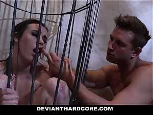 DeviantHardcore - Casey gets a appetizing fetish penetrate