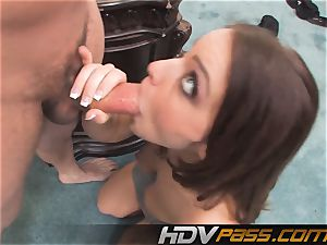 wild Office tramp Getting Her twat torn up