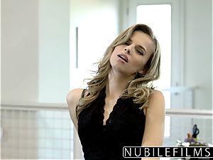 NubileFilms - Office whore plowed Till She bursts
