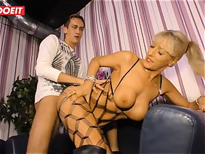 LETSDOEIT - super-fucking-hot aunt-in-law rails cousins fuck-stick On bang-out tape