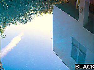 BLACKED cuckold milf Brandi luvs first-ever fat black pipe