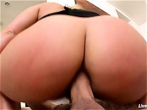 LiveGonzo Phoenix Marie ass-fuck orgy wifey