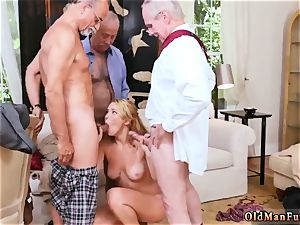 blonde milf phone Frannkie And The group Tag crew A Door To Door Saleswoman