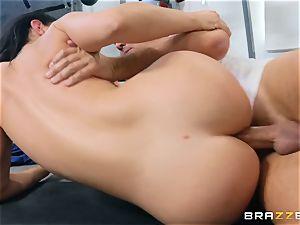 Brooke Beretta poked in her asshole