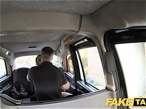 fake taxi superb tear up anal invasion fuck-fest and humungous facial for blondie