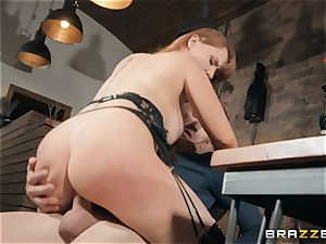 Ashleigh Devere getting fucked in by Danny D
