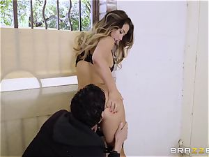 Eva Lovia - My husband's hottest pal pummels my super-steamy greedy vagina