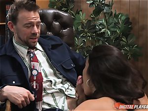 wild sexpot Eva Lovia rammed in her delicious snatch pie pudding