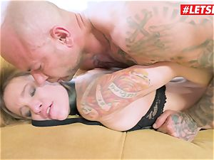 LETSDOEIT - Angel Piaff booty romped By Mike To Her confine