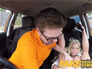 fake Driving college Barbie Sins filthy dt