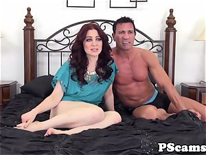 Livechat sweetie Jessica Ryan pussyfucked