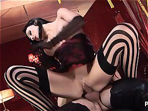 Aletta has the strangest fetish