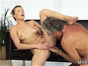 senior stud 3 way 2 women and fresh step father fuck-fest with her boycompeer´s father after