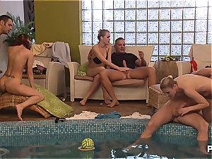 crazy pool party part six