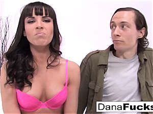 Dana gets caboose romped by immense man sausage Owen