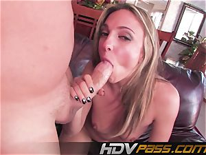 HDVPass Lexi enjoy squirts allover the place